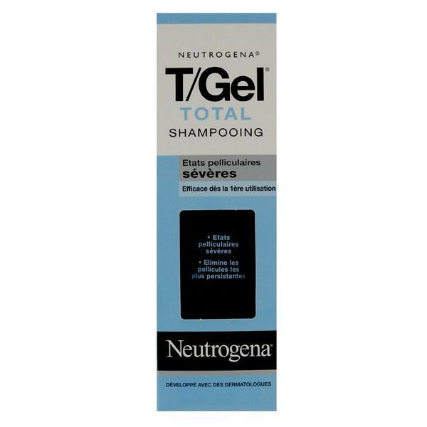 Shampooing T/Gel Total Etats Pelliculaires Sévères au meilleur prix| Neutrogena