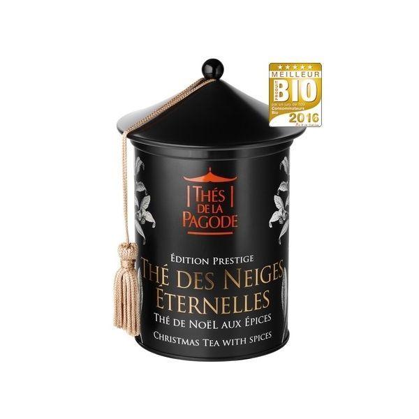 Grand thé noir des Neiges éternelles bio Edition Prestige 100gr à prix bas| Thés de la Pagode