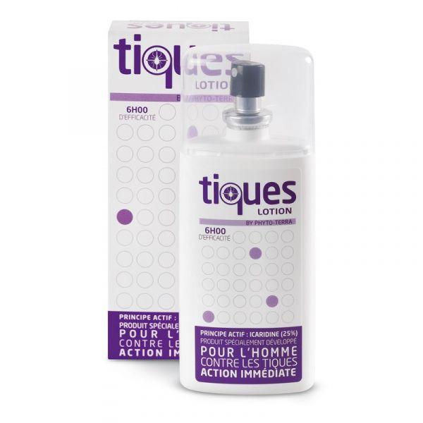 Achetez au meilleur prix la lotion anti tiques de Phytoterra