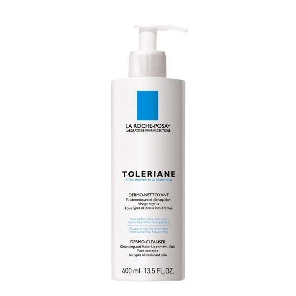 Tolériane Fluide dermo-nettoyant  400 ml moins cher  La Roche Posay