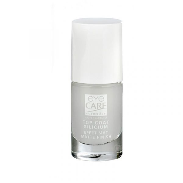 Top Coat Silicium Effet Mat 5ml à prix bas| Eye care