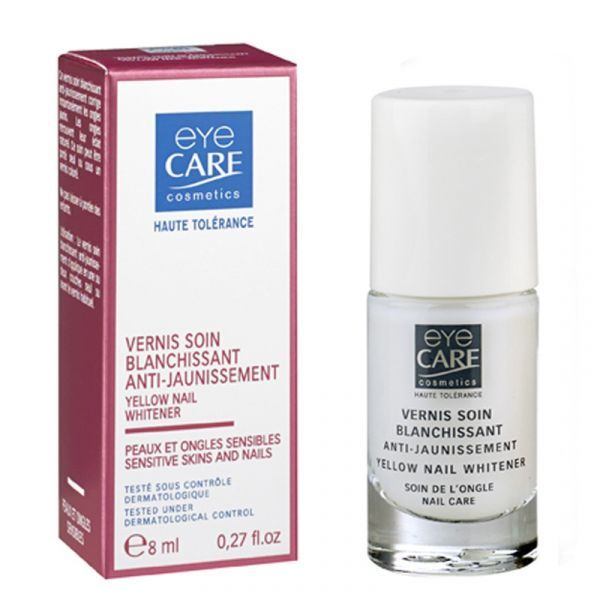 Vernis Soin Blanchissant 8ml à prix discount| Eye care
