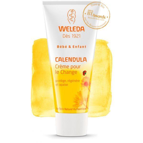 Bébé Crème pour le Change 75ml moins cher  Weleda