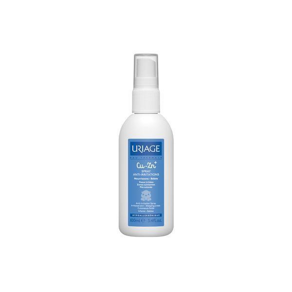 Bébé CU-ZN Spray 100ml moins cher| Uriage