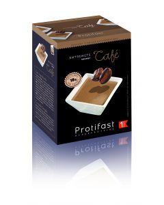 Protifast entremet saveur café 7 sachets