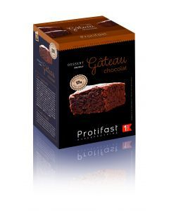 Protifast dessert saveur Gâteau Chocolat