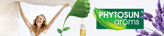 phytosun, huiles essentielles en parapharmacie
