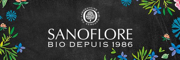 Sanoflore laboratoire et produits bio